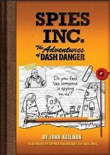 Spies Inc.: The Adventures of Dash Danger
