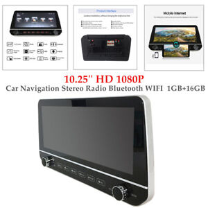 10.25'' Android 8.1 Car Navi Stereo Radio WIFI 1GB+16GB Touch Screen MP5 Player