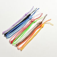 20 pcs Wrist Lanyard Strap Hand for Camera Cellphone Phone Wii Mp3 Mp4 HGUK