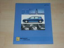 67792) Renault Megane - Avantage - Prospekt 03/2005