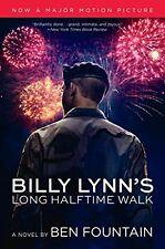 Billy Lynns Long Halftime Walk: A Novel by Ben Fountain