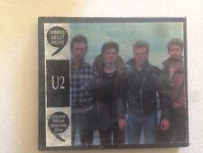U2 BOOTLEG RARE INTERVIEW
