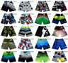 Men's Summer Beach Boardshorts Quick Dry Swim Trunks Surfing Shorts Swimwear