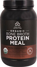 Ancient Nutrition Organic Bone Broth Protein™ MEAL Dark Chocolate 24.3 oz