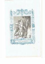 1852 Grabado, San Meliton y compañeros martires, Los 40 Mártires de Sebaste