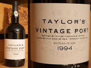 1994er Taylor's Vintage Port - Magnum - Simple Immense