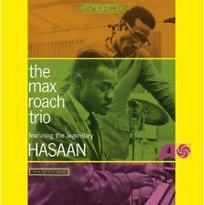 Max Roach - Roach, Max : Max Roach Trio Featuring the Legendary Hasaan Ibn [New
