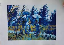"NICOLA SIMBARI ""Les Paraplues"" LIMITED EDITION"