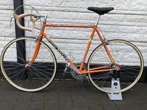 Eddy Merckx Molteni Kessels+Campagnolo Nuovo Record+Cinelli+Reynolds 531+Retro