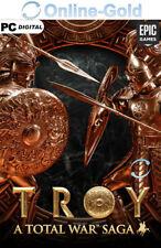 A Total War Saga: TROY - Epic Games - PC Spiel Digital Code Strategie - DE/EU