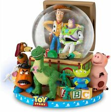 Disney·Pixar Toy Story Musical Glitter Globe New