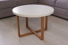 Industrial Scandinavian Handmade Wooden Coffee Table