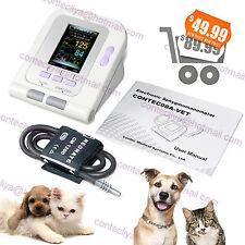 Vet/Veterinary Blood Pressure monitor Electronic Sphygmomanometer LCD display,US