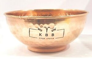 Copper Bowl Pure Hammered 400 ML Approx
