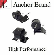 3 PCS Motor & Trans. Mount For 1996-1998 Jeep Grand Cherokee 4.0L