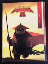 KUNG FU PANDA 2 For Your Consideration FYC DVD PROMO Screener 2011 Free Shipping