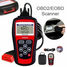 KW808 Scanner EOBD OBD2 OBDII Scanner Car Code Reader Tester Diagnostic Tool