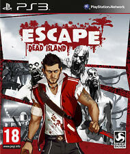 Escape Dead Island PS3 *New & Sealed*