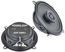 Porsche Boxster 96-04 Ground Zero Altavoz,plano 130mm Engatusar Frontal