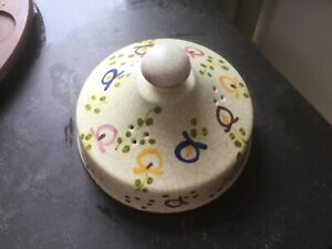 Cheese bell or cloche in Ceramic - French origin - aerated