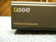 Qsee Security Camera System QT428 - Receiver and Remote