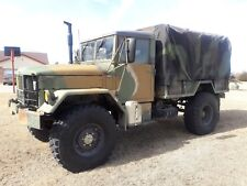 1971 AM GENERAL M35A2 BOBBED 2 1/2 TON MILITARY TRUCK