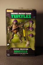 "TMNT Classic Collection DONATELLO Walmart Exclusive 6"" NIB Secret Of The Ooze"