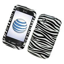 For ZTE Merit Z990g 990g HARD Protector Case Snap on Phone Cover Zebra