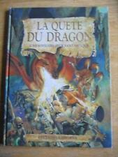 La Quete Du Dragon, Andy Dixon, French, Usborne, 1997
