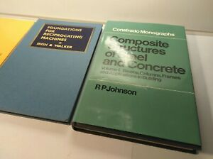Mechanical engineering textbooks set of 3 good used condition Quick Dispatch