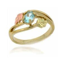 Yellow Gold Plated Band Fine Rings