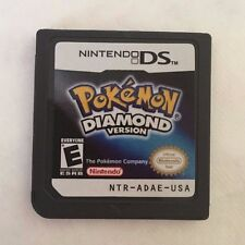 Pokemon: Diamond Version Nintendo DS (Game Only)