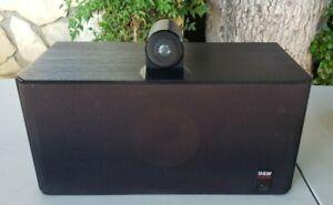 B&W Bowers & Wilkins Matrix HTM 805 Center Channel/Front Speaker Mint w/ Org Box