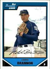 2007 Bowman Prospects Baseball (Pick Card From List) C137 4-21