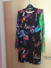 Versace for H&M Kleid Dress Seide Silk size EUR 34 US 4 UK 8