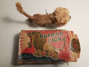 Roaring Lion- AlpsToy- Made In Occupied Japan!