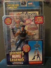 WEAPON X ( WOLVERINE ) MARVEL LEGENDS ( GIANT-MAN SERIES ) ACTION FIGURE + COMIC