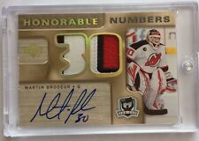 2005/06 the Cup Martin Brodeur Honorable Numbers 15/30