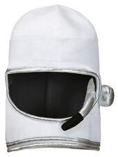 Suave Astronautas Casco Espacio Disfraz Gorra Blanco Plata Weltraumfahrer