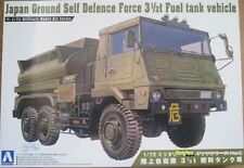 Aoshima 0795 Japan Ground Self Defence Force 3,5 t Fuel Tank Vehicle 1:72