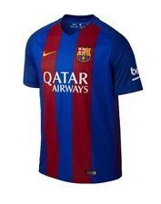 Mens Nike Dri-fit  FCB Barcelona Futbol/Soccer Jersey 2013-14 Large NWT