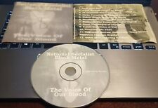 nsbm voice of our blood comp cd isd skinhead black metal der sturmer capricornus