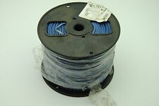 MACHINE TOOL WIRE 12AWG Stranded E85964A Blue 500Ft 048243229307 New