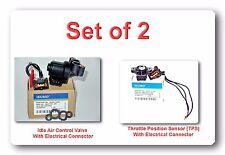 Idle Air Control Valve & Throttle Position Sensor W/ Pigtail For Hyundai & Kia