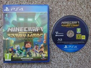 Sony PS4 Playstation 4 Game - Minecraft Story Mode Season Two 2