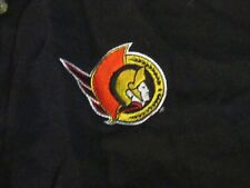 Ottawa Senators Antigua Polo Shirt Sz L NHL Ice Hockey Ontario Canada National