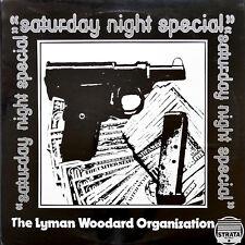 LYMAN WOODARD ORGANIZATION Saturday Night Special LP STRATA SRI-105-75 OG SEALED