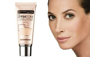 Maybelline  AFFINITONE Perfecting +Protecting Foundation With Vitamin E
