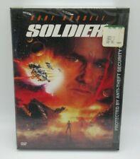 SOLDIER DVD MOVIE, KURT RUSSELL, GARY BUSEY, JASON LEE, CONNIE NIELSEN, FS & WS