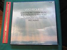 Vintage OSA 1294 Verdi Requiem Leontyne Price Vienna Philharmonic Fritz Reiner